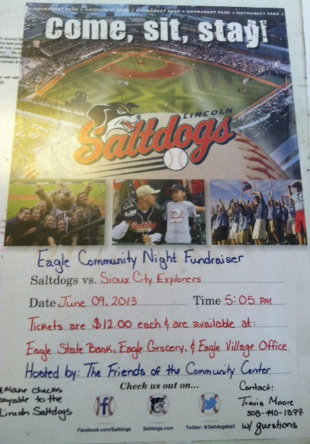 Eagle Community_Saltdogs_Fundraiser